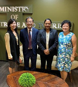SMC collaboration with Fiji